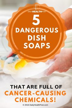 Washing dishes by hand is seen as healthier than using a dishwasher, mainly because traditional dish soap typically contains fewer ingredients than dish tablets.