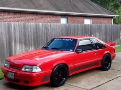 1988 Saleen Mustang Listed In Registry For Sale 15 000 Saleen Mustang Fox Body Mustang Mustang