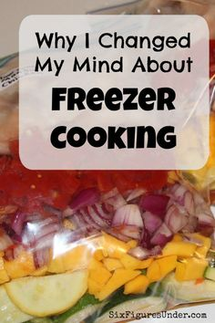 Is freezer cooking really worth all of the effort? Does it really save time and money to make freezer meals ahead of time? Many busy frugal people…