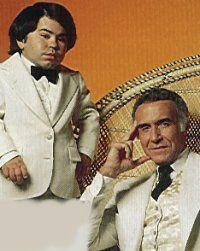 Saturday night = Fantasy Island