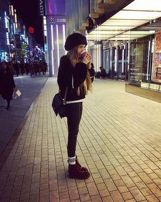 """Tokyo nights "" Taylor R."