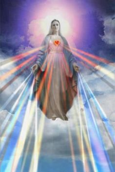 ...and spread the effect of grace of thy Flame of Love over all humanity, now and at the hour of our death.                                                                                                                                                      More