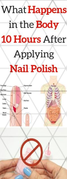 though women constantly use nail polish and are generally unaware of its effects on health, a recent study showed that many of the most popular nail polish brands in America are much more harmful than anyone imagined. Reproductive System, Endocrine System, Health And Fitness Articles, Health Advice, Free People, Nail Polish Brands, Polish Nails, At Home Workout Plan, What Happened To You