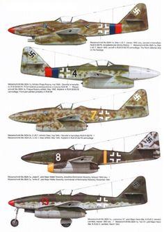 Me 262 Swallow