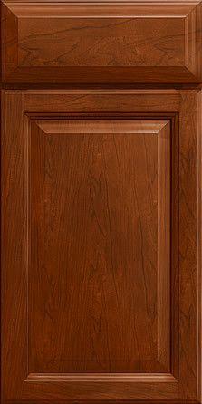 Merillat Masterpiece Cabinetry-Verona Square Maple Cinnamon With Onyx Glaze from waybuild