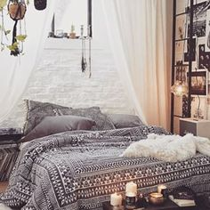 Make your bed every day. | 31 Simple Ways To Make Life Easier When You're Feeling Depressed