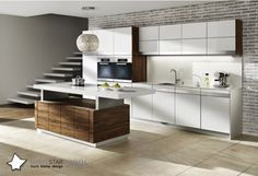 Contemporary Kitchen Galley Style Glam with Ergonomic Benefits