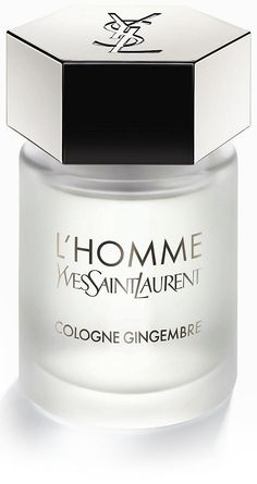 Yves Saint Laurent - L'Homme Gingembre Eau De Toilette Spray: Has an increased zesty and spicy freshness. The attractive force of Chinese Ginger combines with the sensuality of modern woody accents. 3.3oz Retails at $72.00
