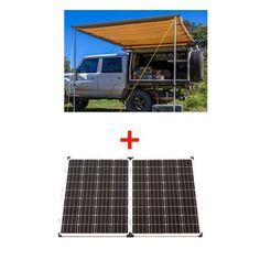 Adventure Kings Awning 2x3m + Adventure Kings 160w Solar Panel Solar Panels, Solar Power, King, Adventure, Outdoor Decor, Home Decor, Solar Energy, Decoration Home, Sun Panels