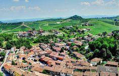 204  Panorama del Roero, Castellinaldo, Cuneo, Piemonte (foto di Tünde Gai Kagyerják)