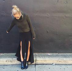 Via @finderskeepersthelabel instagram @charlottejeans 'love electric pant' http://fashionbunker.com @FKthelabel