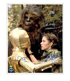 Deal of the Day: Save Big on Star Wars Collectibles and Memorabilia for 5/04/2017 only! MAY THE 4TH BE WITH YOU       Today only save on all things Star Wars! You 'll will find posters, helmets and props autographed by the cast from Star Wars!