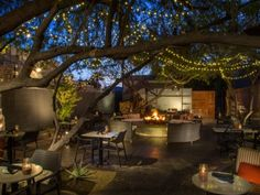 Enjoy a lovely dinner and some fireside chats at these cozy Phoenix restaurants.