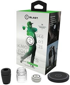 Blast Golf 360 Swing and Stroke Analyzer by Blast Motion. Blast Golf 360 Swing and Stroke Analyzer. Golf Swing Analyzer, Golf Swing Training Aids, Golf Gadgets, Iphone Bluetooth, Golf Apps, Crazy Golf, Motion Capture, Video Capture, Shopping