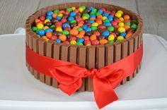 Recette gâteau kit kat – Birthday Party Cake