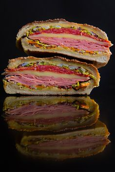 How to Make the Legendary Muffuletta Sandwich