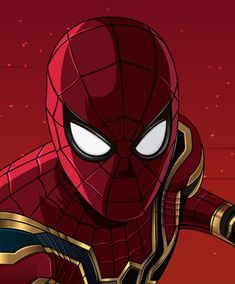 Iron Spider Man Best Hero Marvel Wallpaper Iron Spider Marvel Art