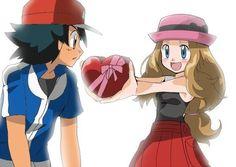 Donne moi ton coeur babe ! #Pokemon #SaintValentin par hainchu21