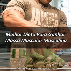 Melhor Dieta Para Ganhar Massa Muscular Masculina   Clique Aqui ⤵ https://segredodefinicaomuscular.com/dieta-para-ganhar-massa-muscular-masculina/  Se gostar do artigo compartilhe com seus amigos   #dieta #ganharmassa #hipertrofia #EstiloDeVidaFitness #ComoDefinirCorpo #SegredoDefiniçãoMuscular