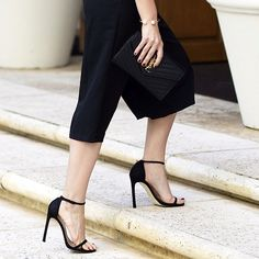 STUART WEITZMAN | Step into everyday elegance. #allysoninwonderland #inourshoes Shoes. Sandals. Stilettos. Heels. Fashion. Style. Outfit of the day. Street style. Shoe porn. SHOP NOW: http://sweitzman.com/SWNudist