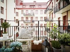 Inredning till balkongen – 11 tips