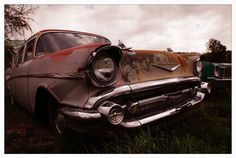 Chevy by CharlesMarlow, via Flickr
