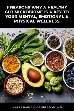 Healthy gut microbiome tips for better wellness   How to create a healthy gut microbiome   Healthy gut tips   How to improve your wellness through diet and nutrition