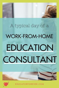 A Day in the Life of an Educator Forever — Educator Forever Are you a teacher, torn between your car Education Consultant, Education Degree, Education Jobs, Business Education, Career Change For Teachers, Jobs For Teachers, Writing Curriculum, Work From Home Jobs, Career Advice