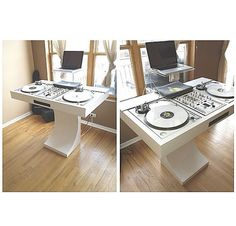 #dj #mixer #Turntables