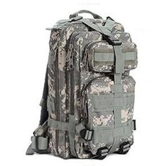 Outdoor Tactical Bag Molle Sports Single Shoulder Cross Body Chest Pack Hiking Camping Hunting Army Military Airborne Bags Men Agreeable To Taste Sports & Entertainment