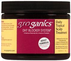 Groganics Daily Topical Scalp Treatment
