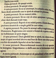 Octavian Paler cele zece porunci. Citate Viata pe un peron
