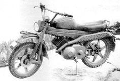 1971 Hägglunds - Sweden - 300 XM 72 Protoype