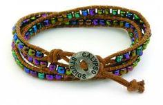 Love these wrap bracelets! Owner of CO. lives in Midlothian Va