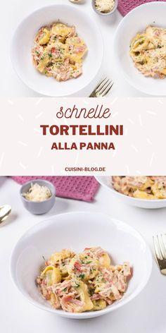 Tortellini, Big Mac, How To Cook Pasta, Allrecipes, Nom Nom, Good Food, Food Porn, Brunch, Food And Drink
