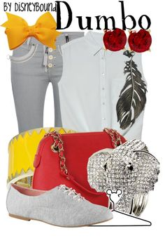 """""""Dumbo"""" by lalakay on Polyvore"""