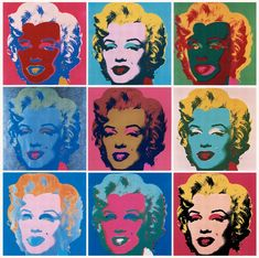 Marilyn - Andy Warhol, 1967