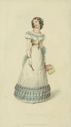 EKDuncan - My Fanciful Muse: Regency Era Fashions - Ackermann's ...