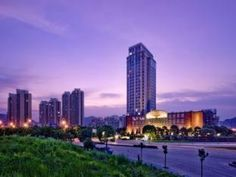 Ningbo Xiangshan Harbour International Hotel China, Asia Located in Xiangshan, Xiangshan Harbour International Hotel is a perfect starting point from which to explore Ningbo. The hotel offers a wide range of amenities and perks to ensure you have a great time. All the necessary facilities, including free Wi-Fi in all rooms, casino, 24-hour room service, facilities for disabled guests, Wi-Fi in public areas, are at hand. Designed for comfort, selected guestrooms offer televisio...