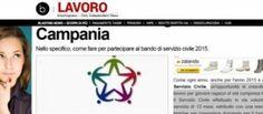 LE TANTE OPPORTUNITA' DAL WEB:  Servizio Civile 2015: ulteriori posti disponibili...
