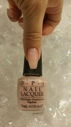 The newest edition of Soft Shades from OPI is available in the iconic nail lacquer colors as well as GelColors.… Nail Nail, Opi Nails, Nude Nails, Coffin Nails, Nutral Nails, Gorgeous Nails, Opi Colors, Nail Polish Colors, Natural Acrylic Nails