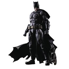 Square Enix Batman vs Superman Dawn of Justice Batman Play Arts Kai Action Figure * You can get additional details at the image link.