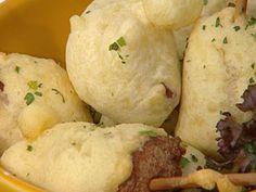 Recetas | Buñuelos de chorizo colorado | Utilisima