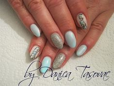 Vesna:) by danicadanica - Nail Art Gallery nailartgallery.nailsmag.com by Nails Magazine www.nailsmag.com #nailart