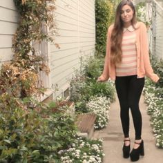 Love Marzia Bisognin's style.