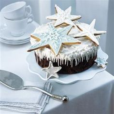 Exotic fruit Christmas cake recipe
