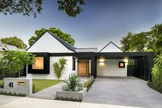 Exterior Home Design Ideas. Designing a house is an extremely exciting project. Well, it is a major purchase and we must always consider that important point. The fun component o.
