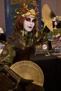 Avatar: the Last Airbender - Suki | Sweet cosplay!