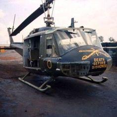 Air Cav Huey