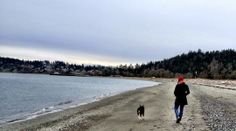 A Pet Friendly Stay at Fort Worden State Park: Port Townsend, Washington - pooches on leashes, though :)